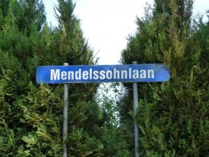 Mendelssohn Lane