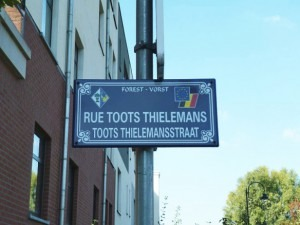 Rue Toots Thielemans