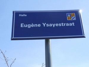 Ysaÿe Street