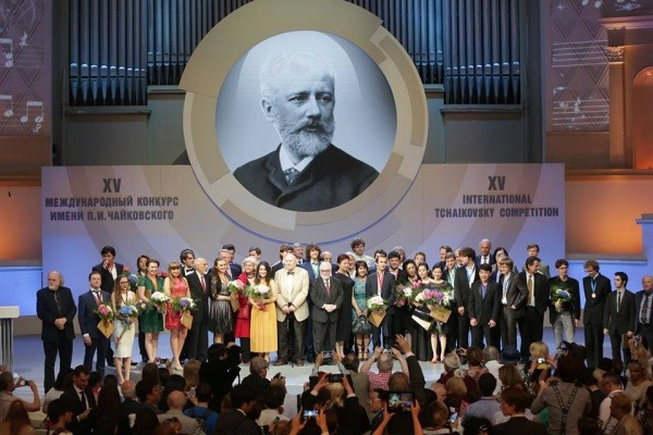 The Best of Tchaikovsky<br></noscript><img class=