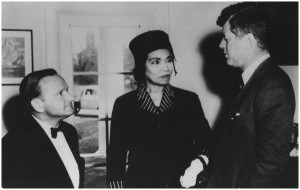 Marian Anderson with President John F. Kennedy and Franz Rupp, Marian's accompanistCredit: http://www.phyllissimsphotography.com/