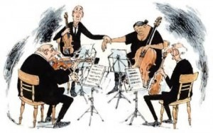 string quartet new