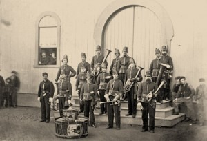 Civil War Saxhorn Band