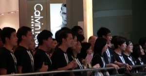 HK Festival Voices launch into the Ode to Joy