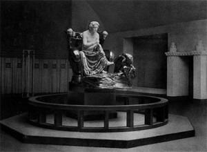 Max Klinger (1857-1920), Beethoven Statue , Secession, 1902
