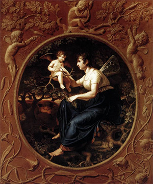 Music and Art: The Sound of Paintings I
