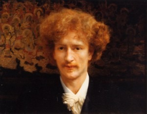 Portrait of Ignacy Jan Paderewski by Sir Lawrence Alma-TademaCredit: http://www.wikiart.org/