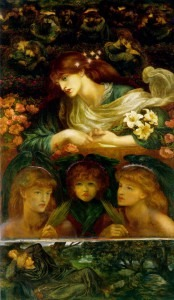 Rossetti: The Blessed Damozel