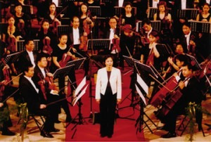 Bun-Ching Lam conducted the Shanghai Symphony Orchestra/Macao Chamber Orchestra in a concert of her music at St. Dominic's Church, a newly renovated Baroque church, as part of the 16th Macao International Music Festival.Credit: http://www.bunchinglam.com/