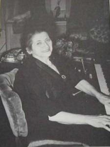 Isabelle Vengerova