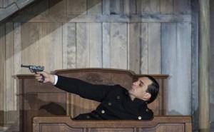 Adam Plachetka (Figaro)Credit: Salzburger Festspiele / Ruth Walz