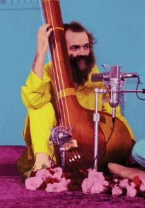 Composer La Monte Young. Photo: John Cliett/© Pandit Pran Nath 1987/Courtesy of The Pandit Pran Nath Musical Composition Trust
