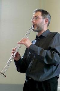 Glass Clarinet