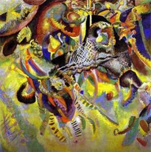 Wassily Kandinsky (1866-1944), Fuga, 1914