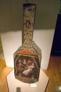 Cello case Berlin ca 1720