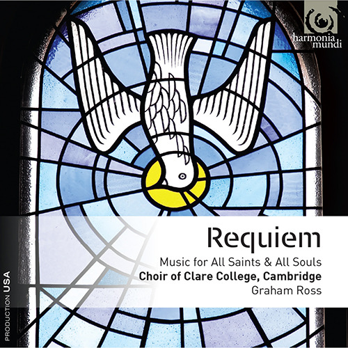 Graham Ross and Choir o... - Requiem Music for All Saints & All... - Artwork