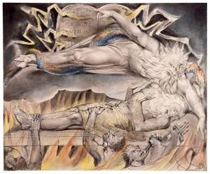 Blake: Job's Evil Dream