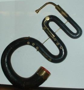 Modern serpent