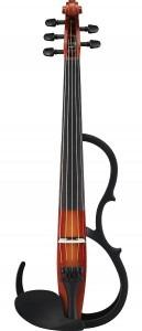 Yamaha Silent Violin – front