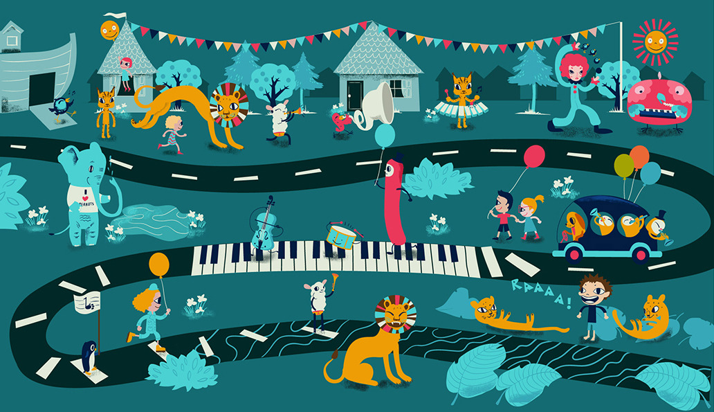 Music for Children: France