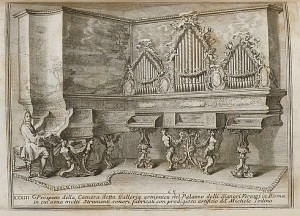 Harpsichord with 3 spinets