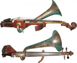 Stroh Violin – 4 strings