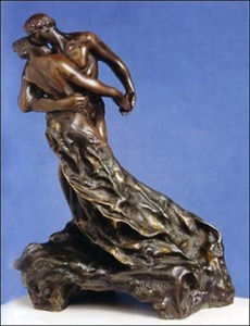 Camille Claudel – The Waltz (1905)