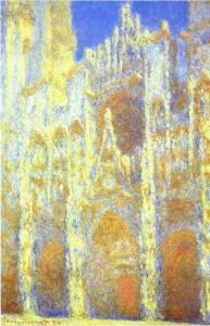Claude Monet (1840-1926)– Rouen Cathedral