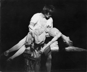 Margot Fonteyn and Rudolph Nureyev