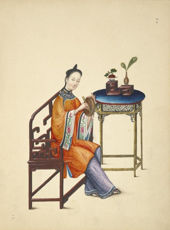 Chinese Musical Instruments: Hide