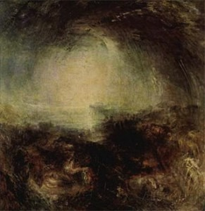 William Turner – Shadows And Darkness (1843)