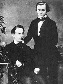 Ede Reményi and Brahms