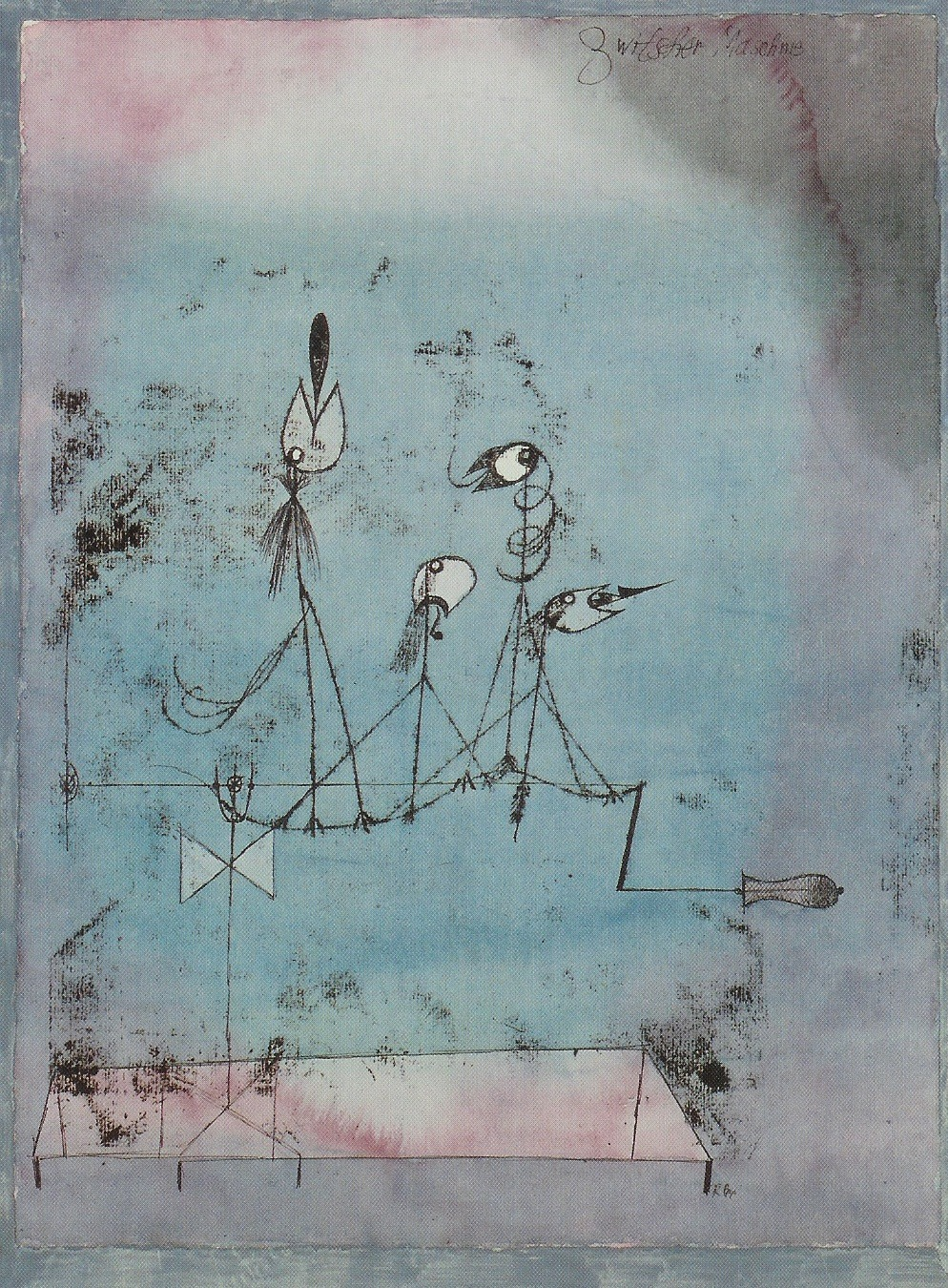 Music and Art: Klee