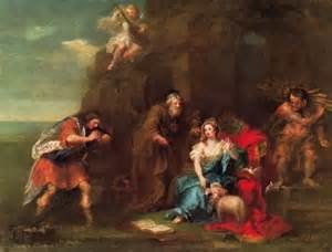 The Tempest - William Hogarth