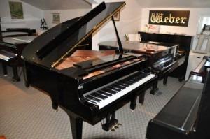 Albert Weber Grand Piano