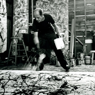 Music and Art: Pollock