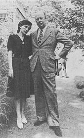 Bigamist Prokofiev? <br/>Sergei Prokofiev and Mira Mendelssohn