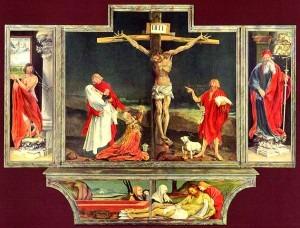 Isenheim altarpiece closedCredit: Wikipedia