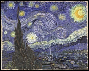 van Gogh: La Nuit étoilée (The Starry Night)