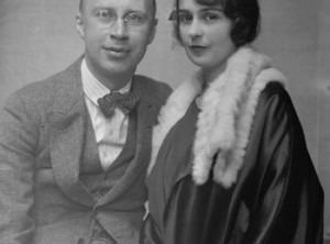 Prokofiev and Lina