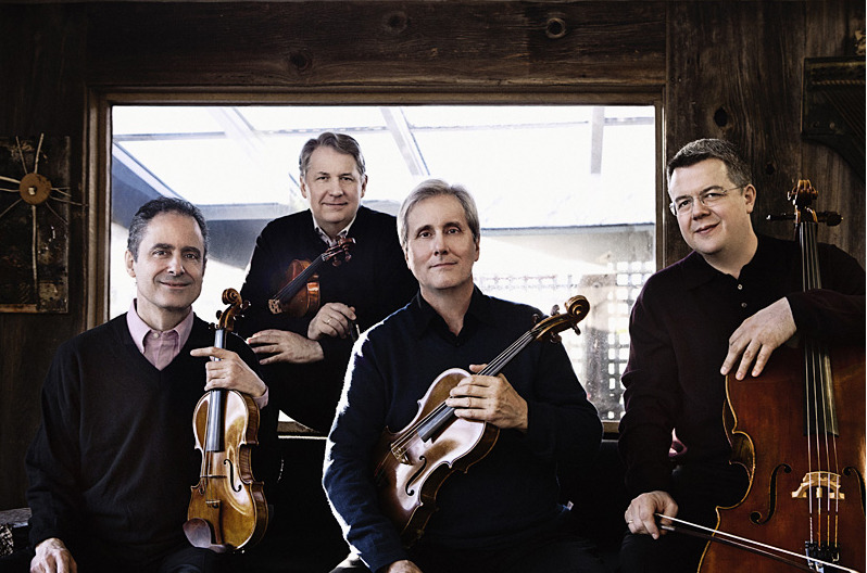 Keeping it Fresh with the Emerson Quartet in Hong Kong