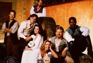 The cast of 'Much Ado About Nothing' (1993) Credit: Metro-Goldwyn-Mayer Studios Inc.