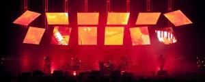 Radiohead. Image credit: Enrico Marcuzzi // CC BY-NC 2.0