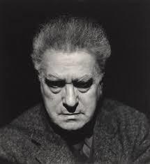 Edgard Varése by Raimondo Puccinelli, Courtesy Columbia University Music Library