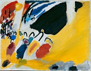 Kandinsky: Impression III – Concert (1911)