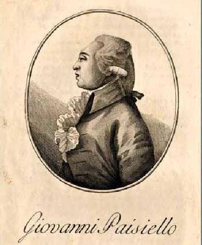 Giovanni Paisiello: Melodic Innocence