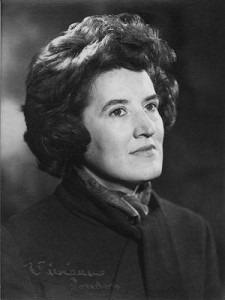 Joyce HattoCredit: http://www.bach-cantatas.com/