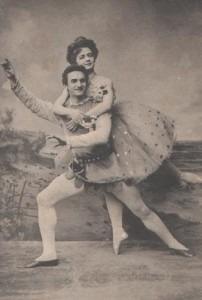 Purple Flower - Yekaterina Gletzer and Vasiliy Tokhomirov