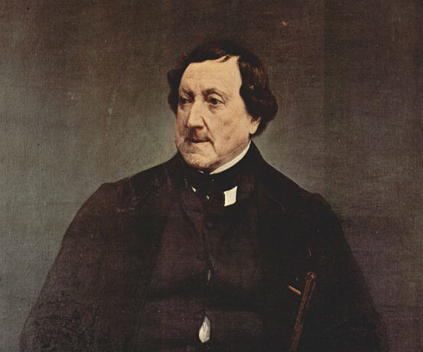 Minors of the Majors <br/>Gioacchino Rossini: <em>3 Choeurs Religieux</em>
