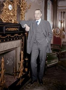 Sergei RachmaninoffCredit: http://img14.deviantart.net/